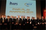 Austrian President opens 75th congress, as AIPS presents Fair Play awardees