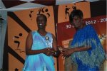 Cheruiyot crowned Africa's best female athlete of 2011 at UFRESA awards