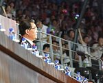Chinese president opens 26th Universiade