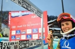FIS launches its 'Say NO! To Doping campaign: Clean as Snow' in Alpine Skiing