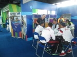 Fair Play Booth opens in Youth Olympic Village