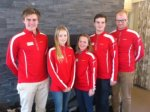 air Play is an Attitude say Martin Sesaker and Markus Furnlund Skogvold Young Olympians