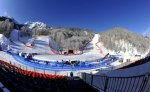 First testing of Olympic snow venues complete