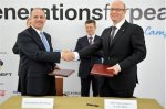 Generations For Peace and Sochi 2014 sign historic MOU
