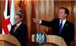 London 2012: IOC President Rogge meets UK Prime Minister