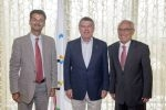Meeting with the IOC President