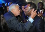 Pele denies fight with Brazilian football boss