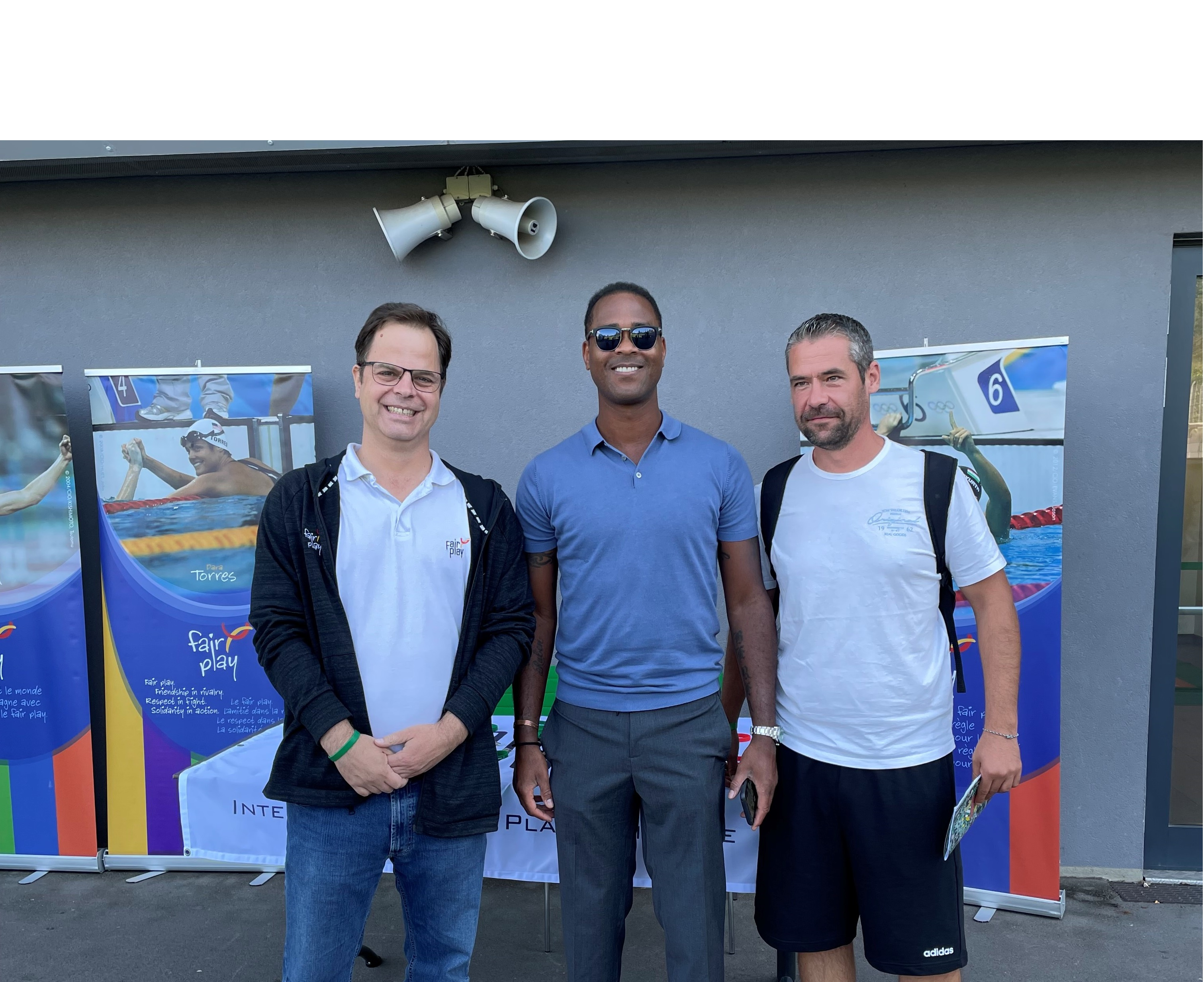 Green days on green pitch and meeting Patrick Kluivert