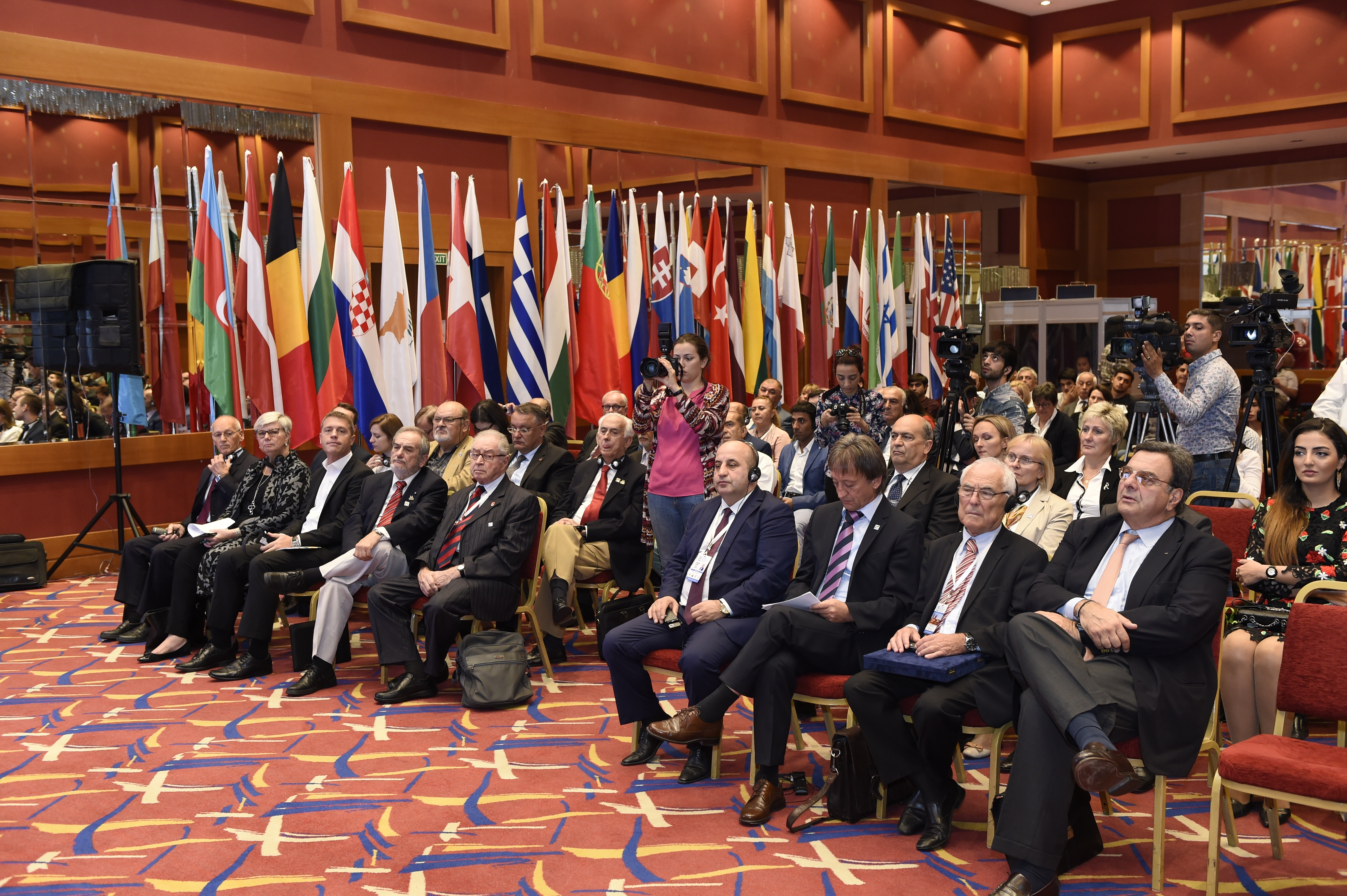CIFP General Assembly & 2015 World Fair Play Awards Ceremony