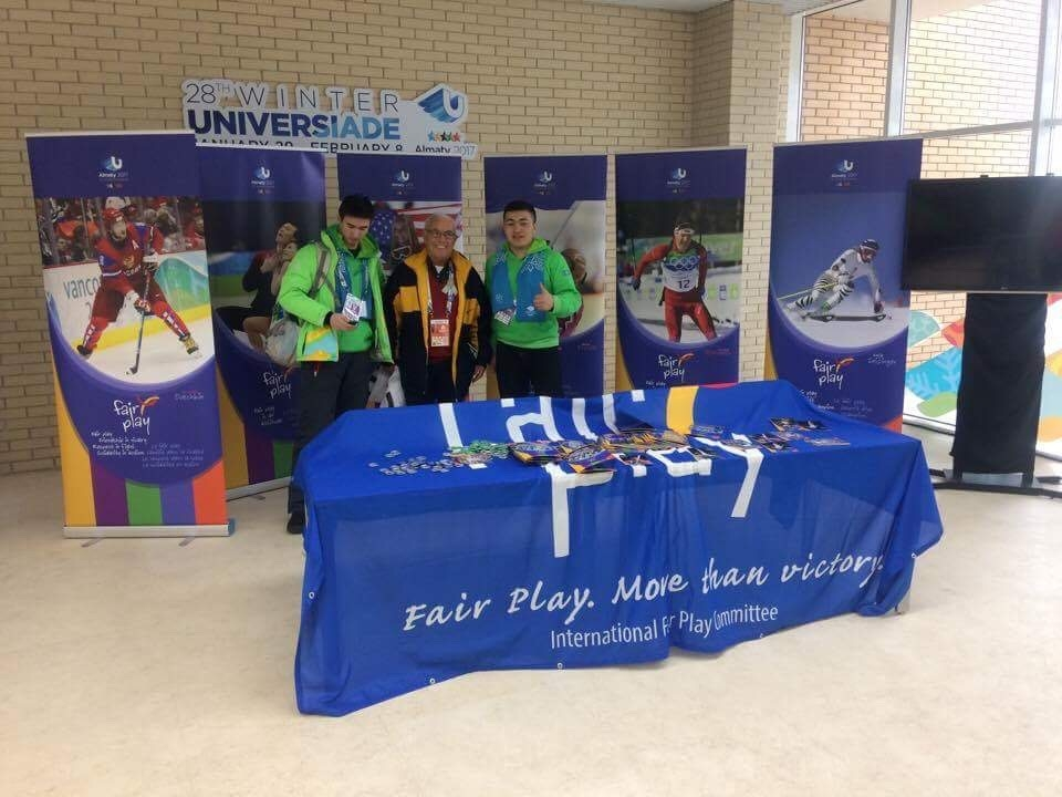 Fair Play – core value of the 28th Winter Universiade