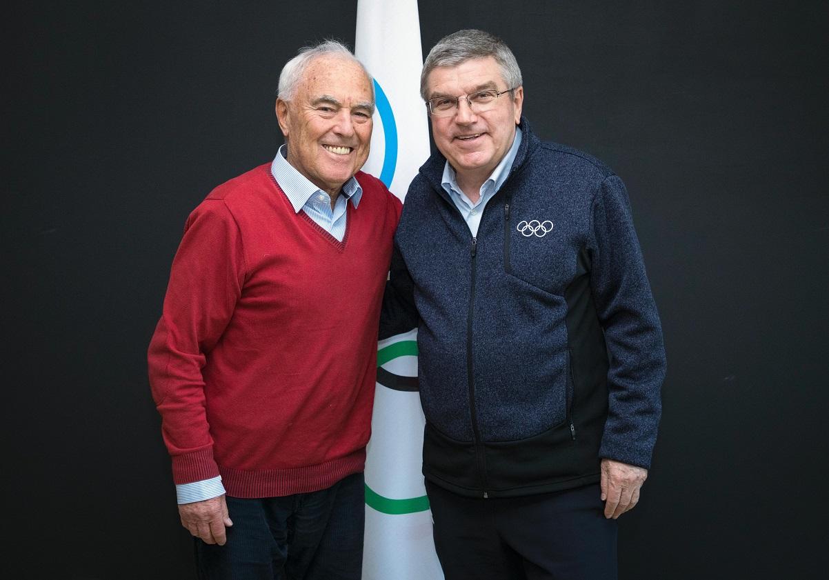 IOC President Thomas Bach congratulated for World Fair Play Day